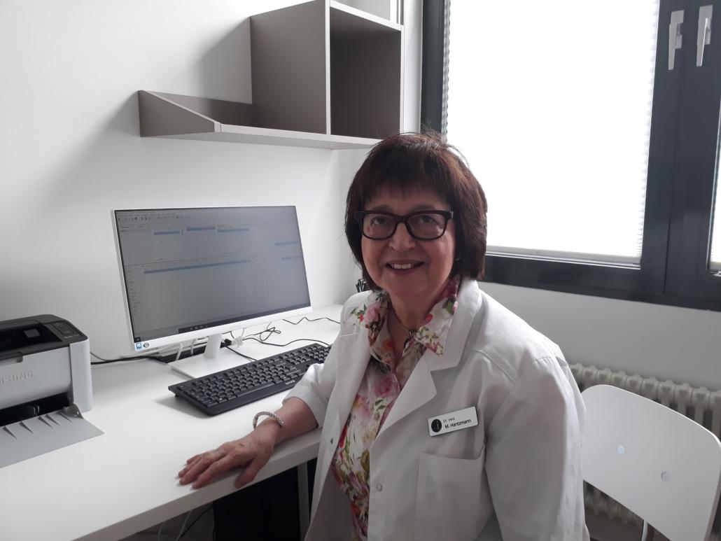 Frau Dr. med. Hantzmann