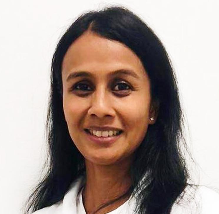 Dr. Melany Schilling Portrait