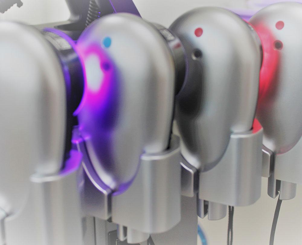 Hydrafacial Licht-Behandlung Getäte